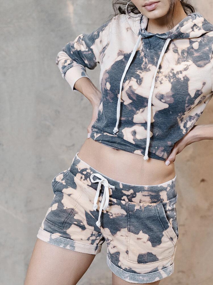 Galaxy Lounge Shorts / Gray