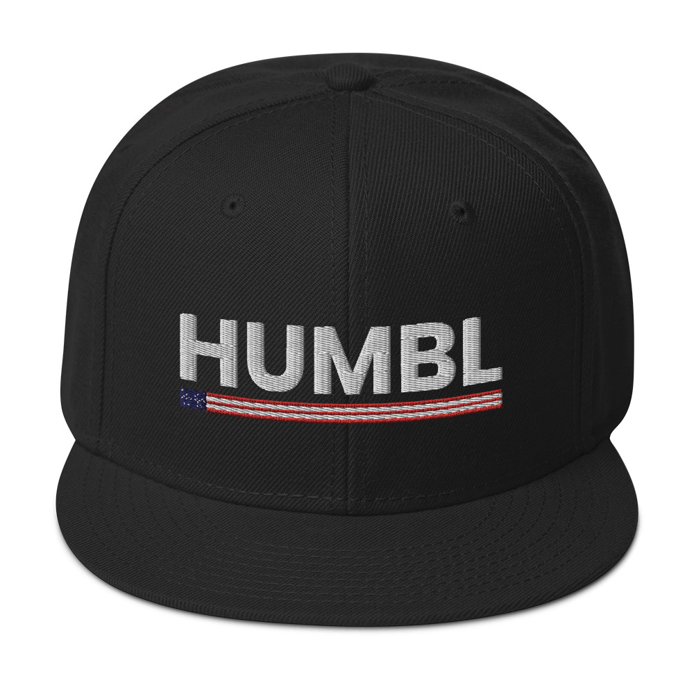 HUMBL Snapback Hat - USA *Limited Edition