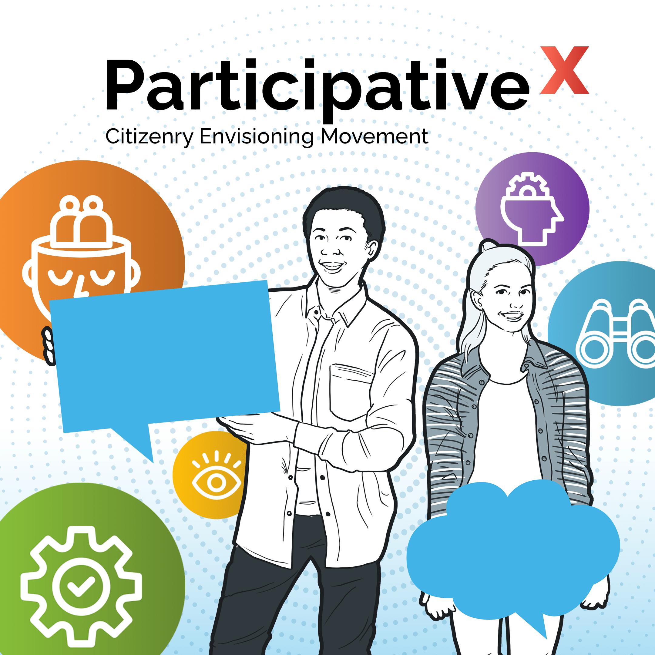 ParticipativeX logo