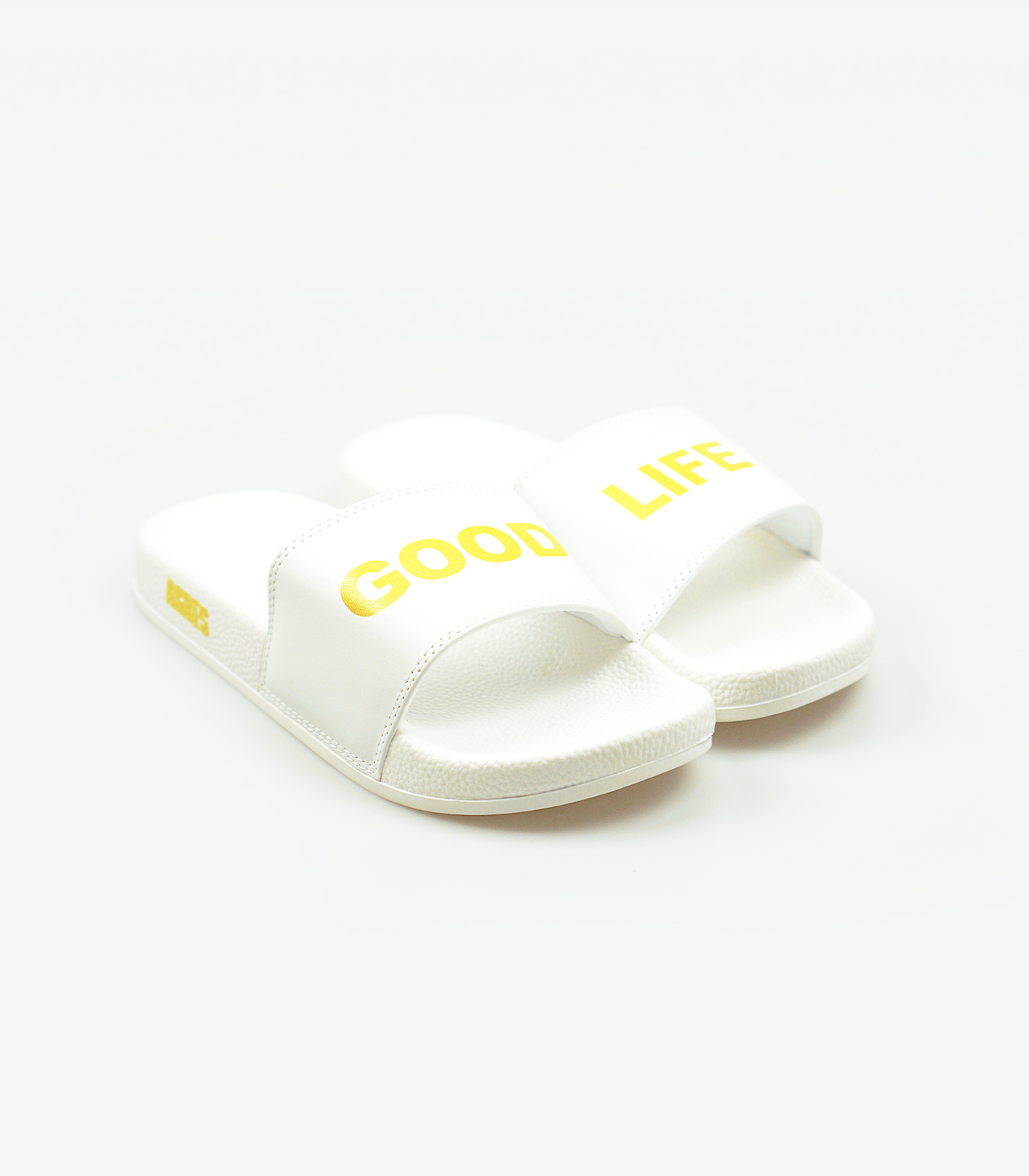 White Goodlife Slides