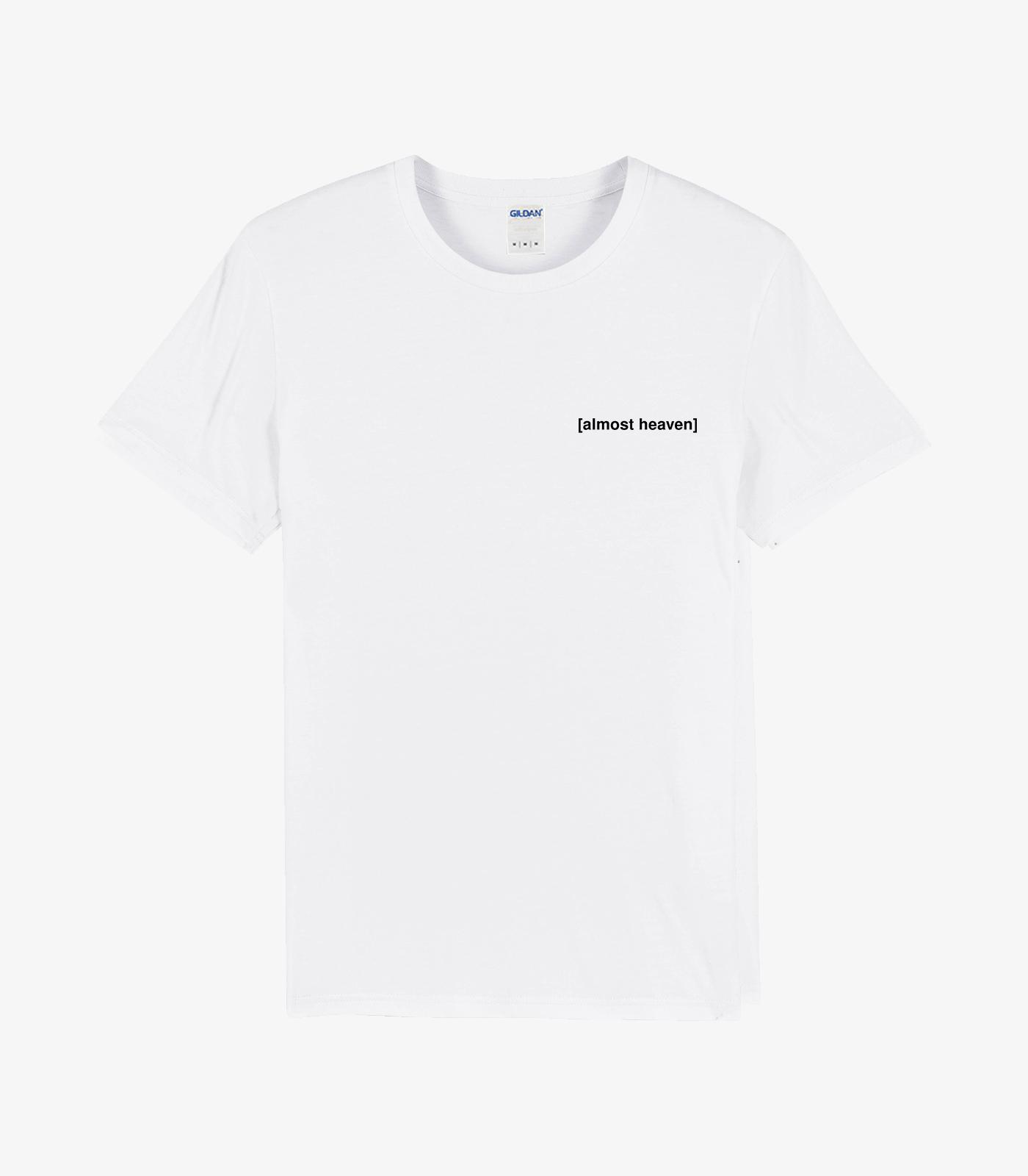 almost Heaven T-shirt White