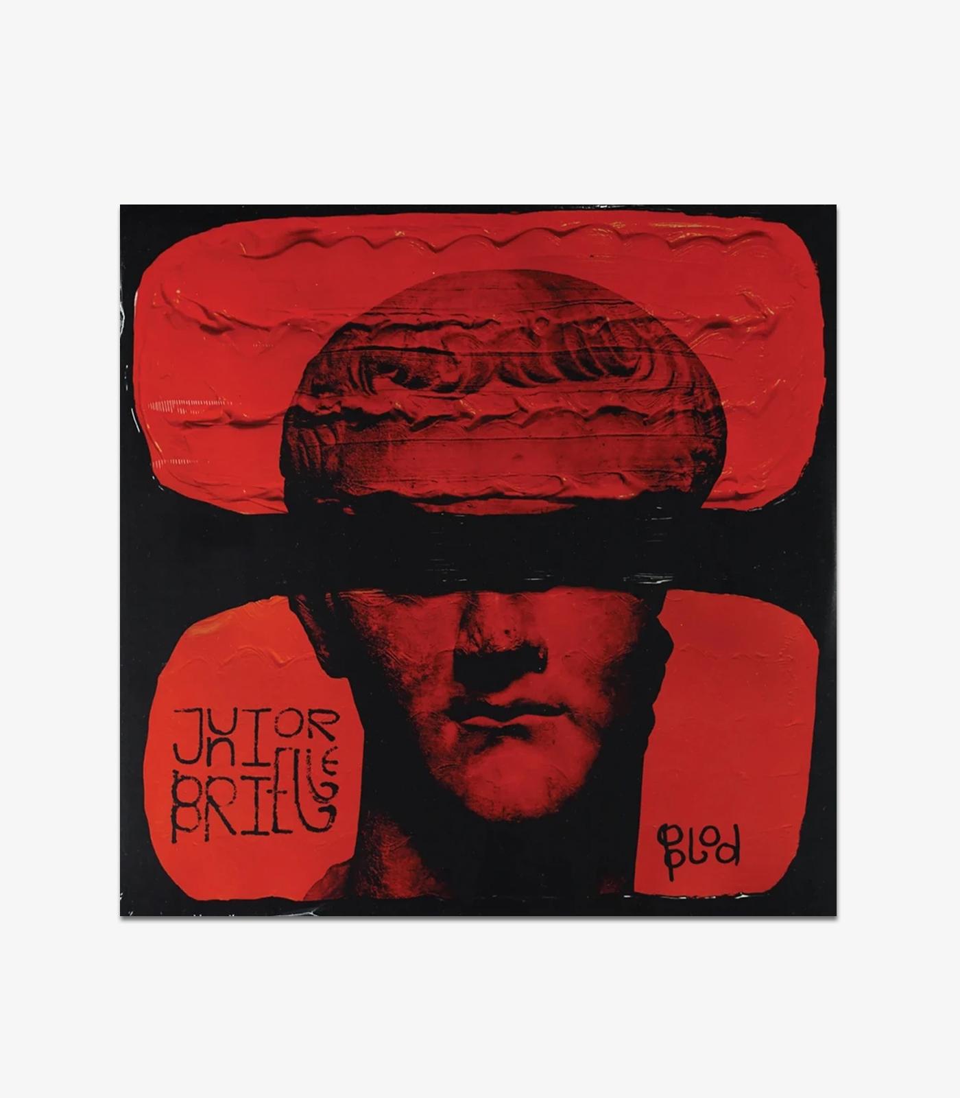 Blod Vinyl