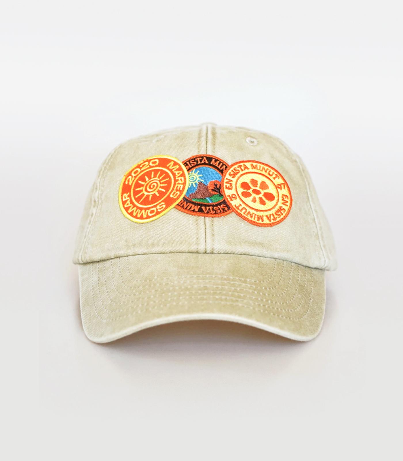 Summer Patch Cap