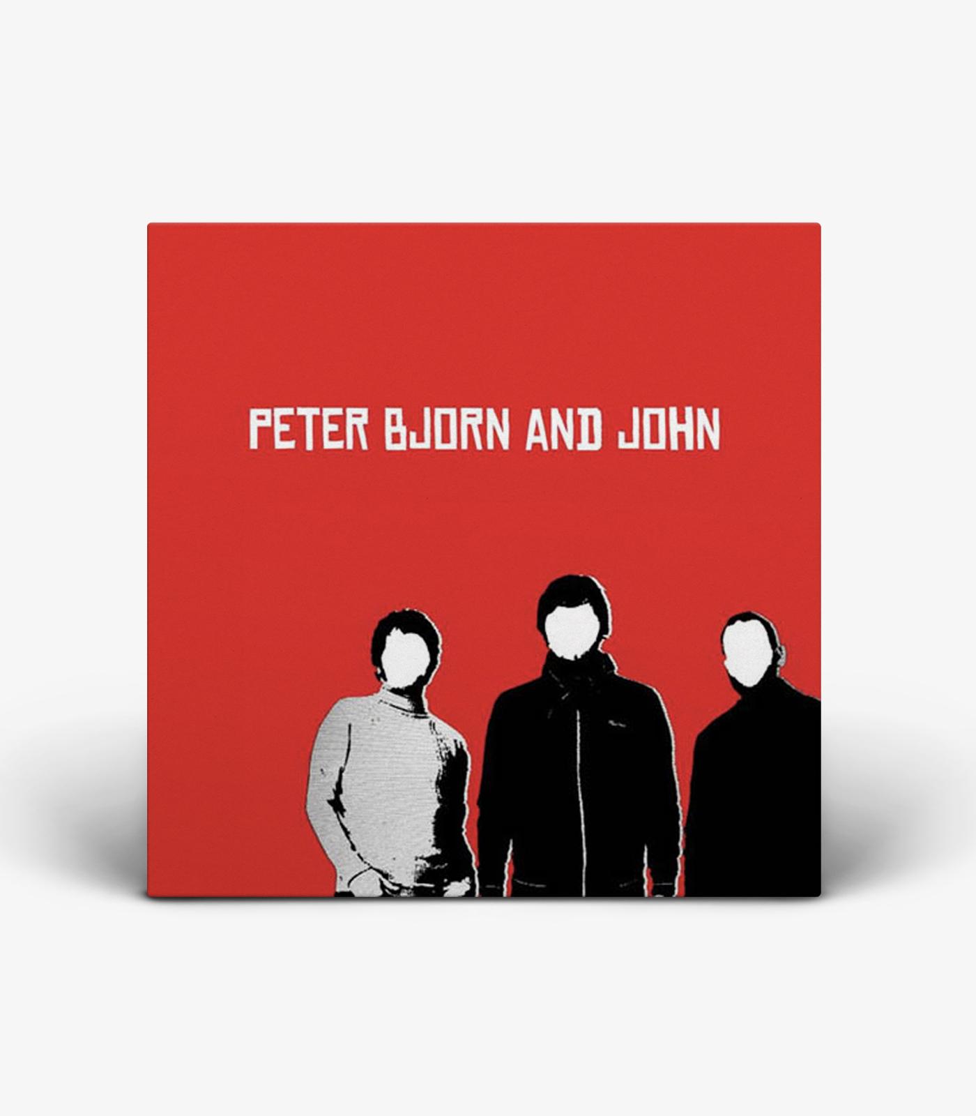 Peter Bjorn and John Vinyl