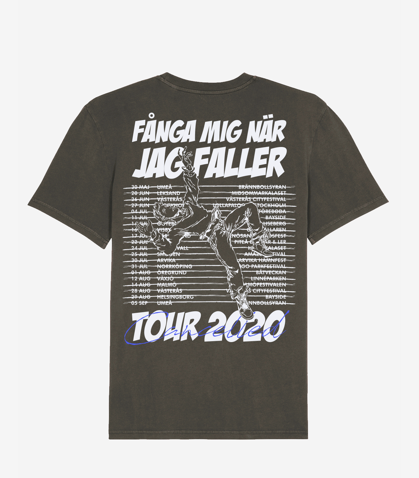 Cancelled Tour 2020 T-shirt