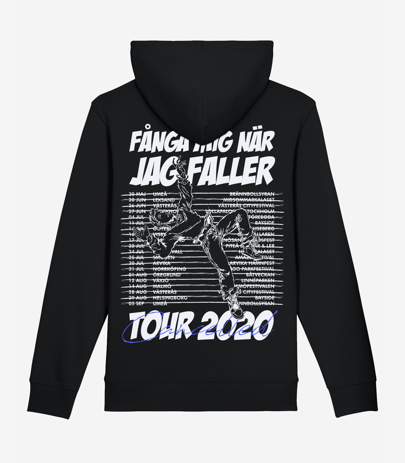 Cancelled Tour 2020 Hoodie