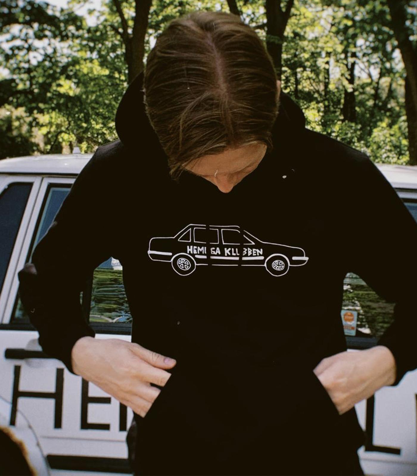 Car Hoodie