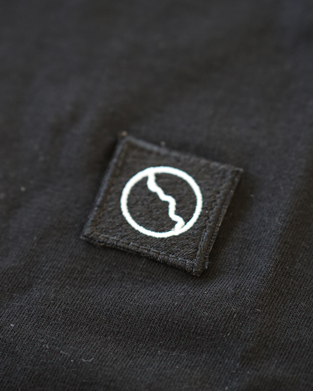 Black Patch T-shirt