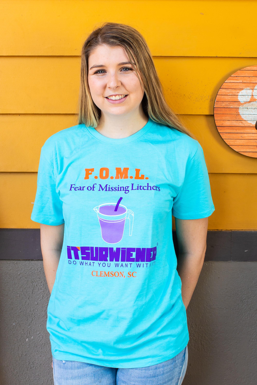 F.O.M.L. T-Shirt (Fear Of Missing Litchers)
