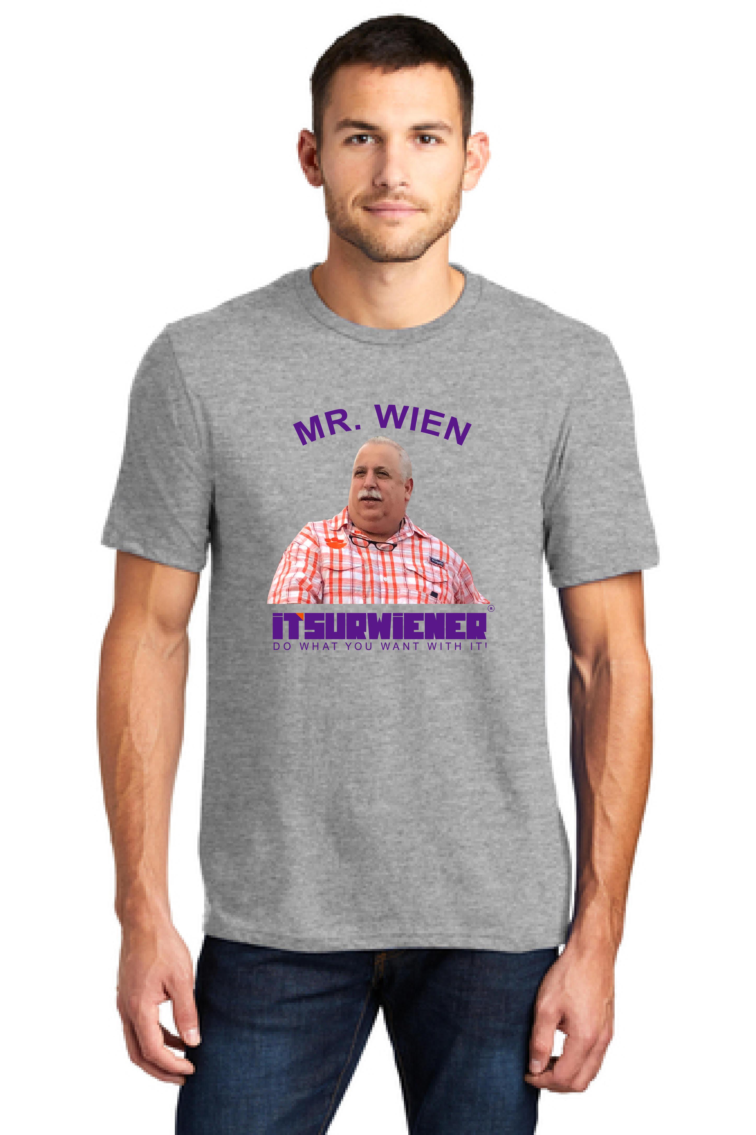 "Limited Edition ""Mr. Wien"" T-Shirt"