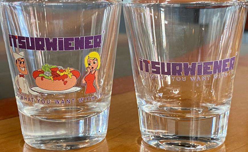 ITSURWIENER Souvenir Shot Glasses