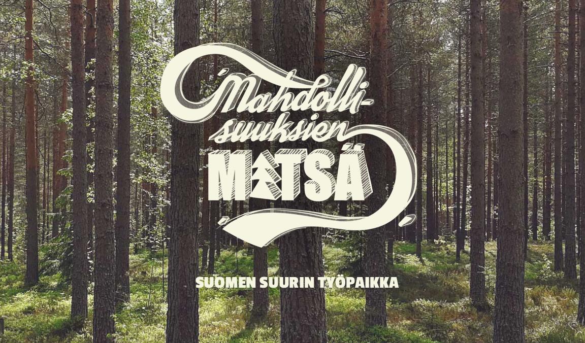 Ilmoittautuminen Mahdollisuuksien metsä -kampanjaan on nyt käynnissä
