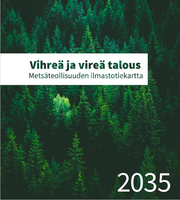 Metsäteollisuuden ilmastotiekartta