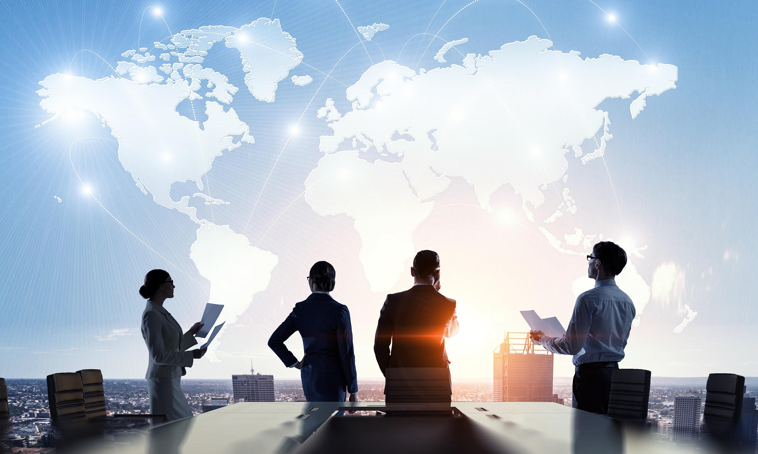 Globaalit haasteet vaativat globaaleja ratkaisuja