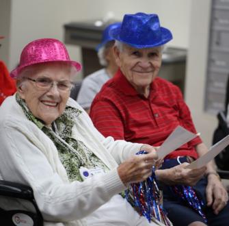 Older adult online activities for seniors