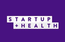 Startup + Health logo