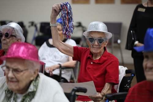 virtual bingo game night senior citizens