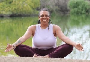 senior activity instructor tai chi, meditation