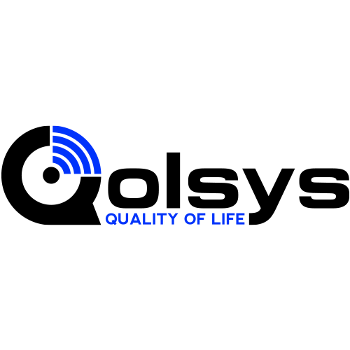 Logo and Link to Qolsys