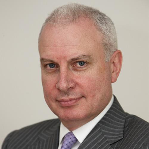 Professor James Kingsland OBE
