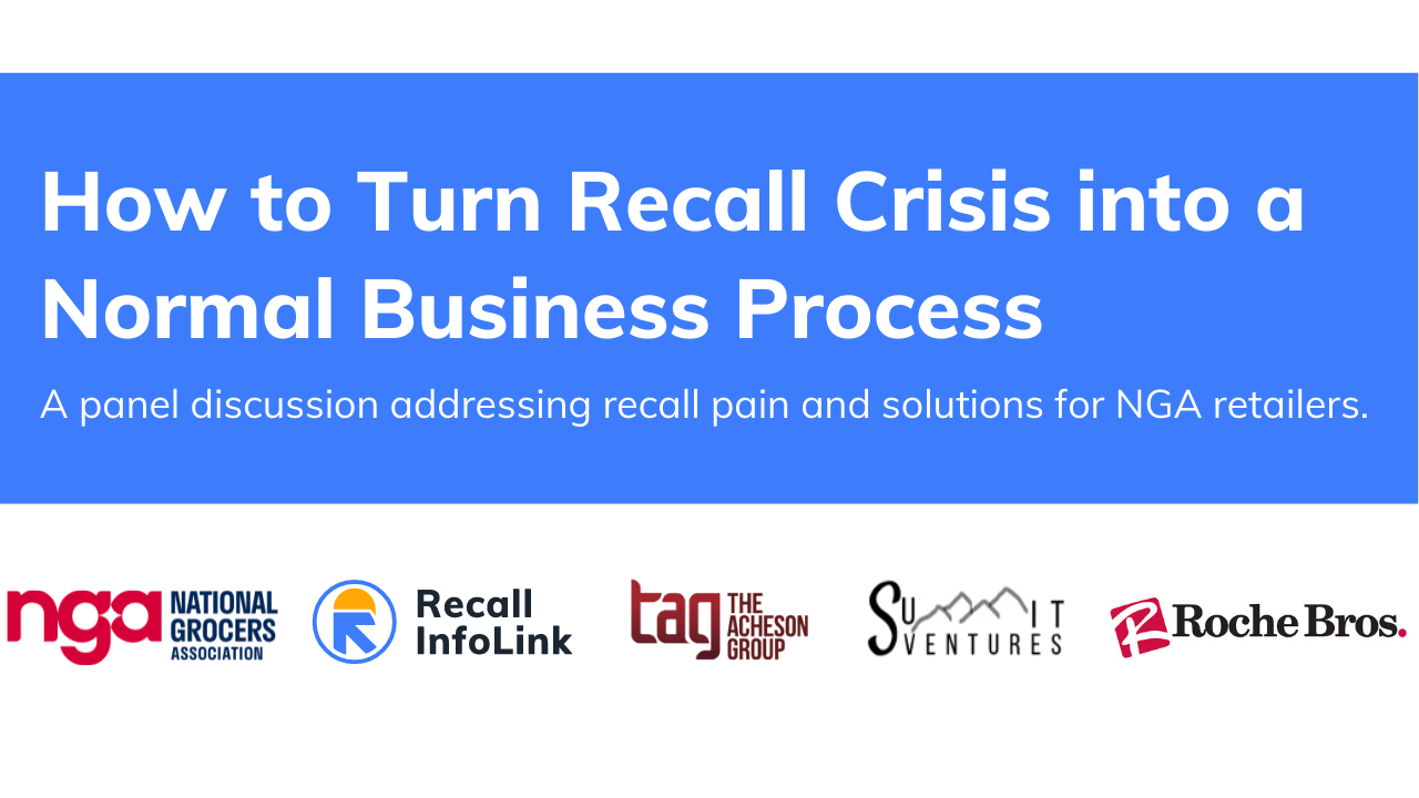 How to Turn Recall Crisis into a Normal Business Process
