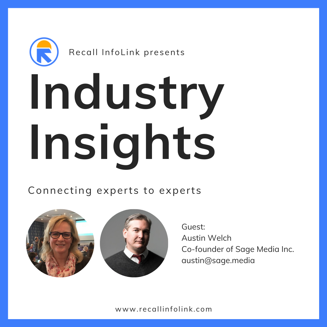 Industry Insights: Austin Welch