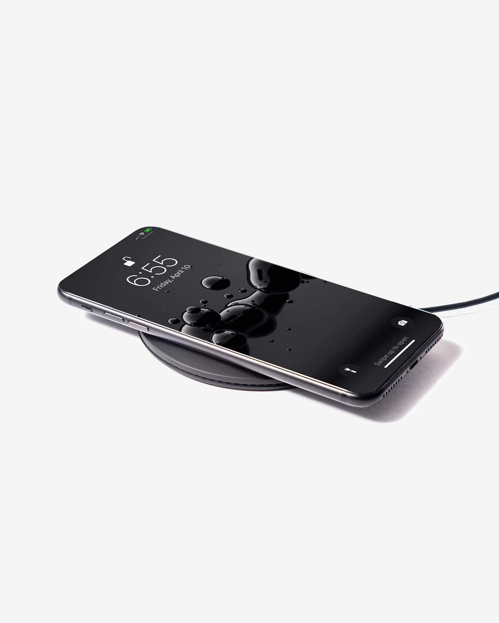 Tylt Shield phone on top