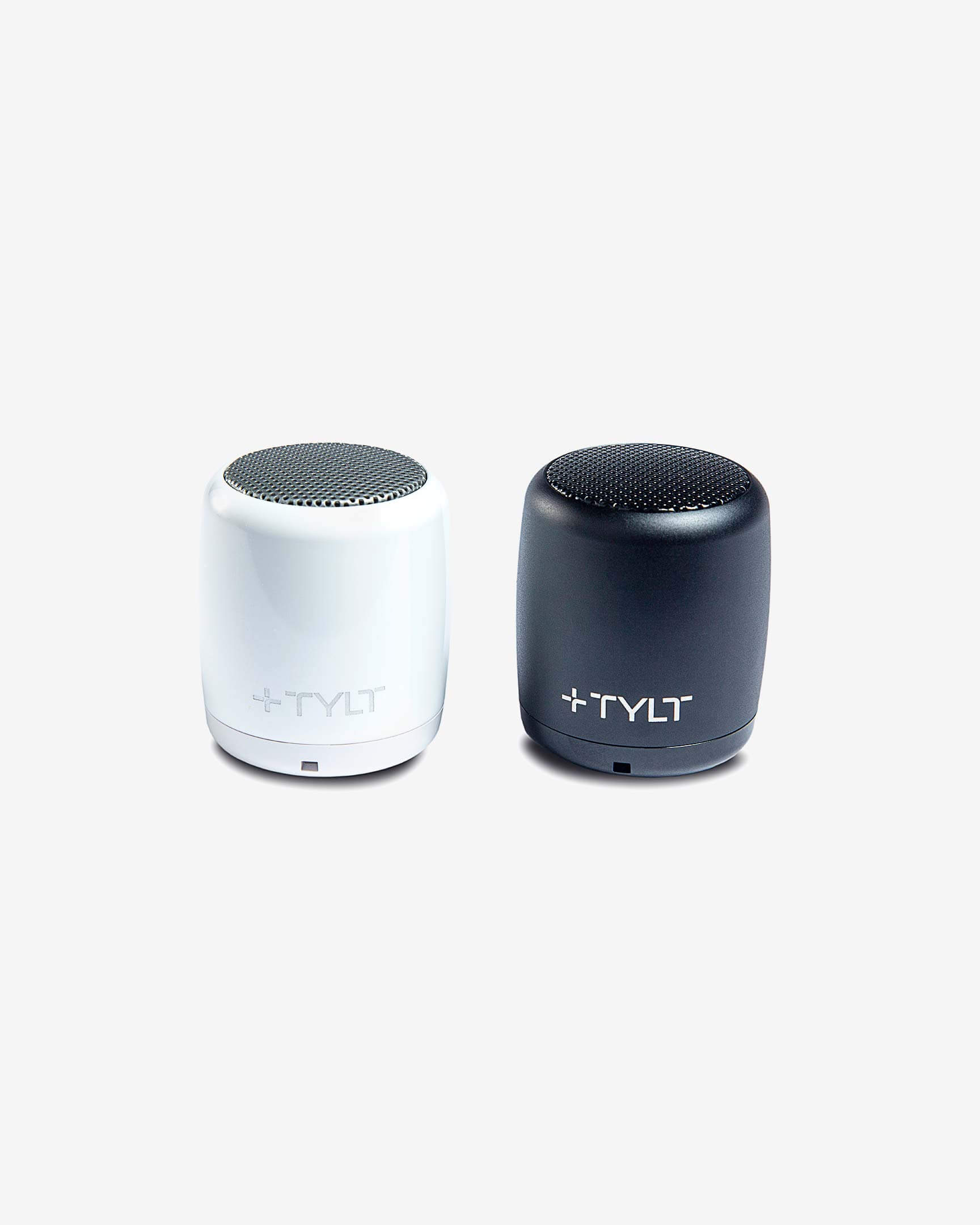 Tylt Mini Boom SaltPepper black and white