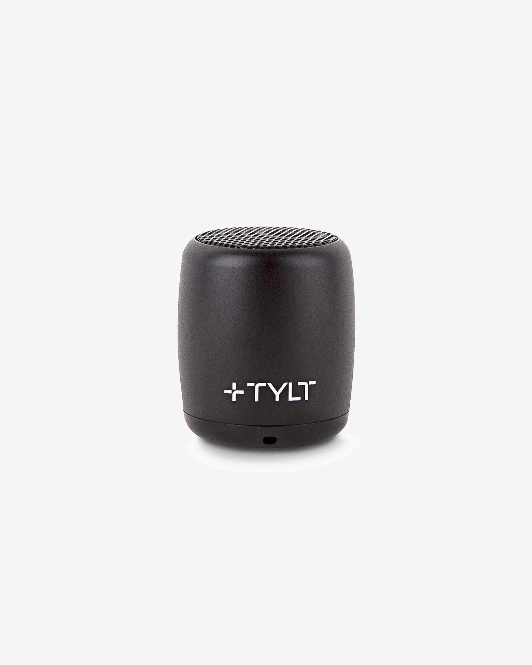 Tylt MiniBoom black front