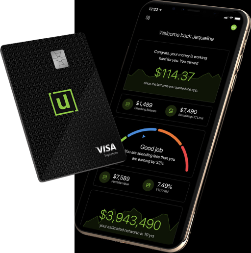 Unifimoney app and card