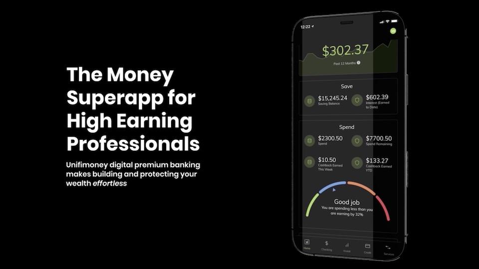 Unifimoney App video