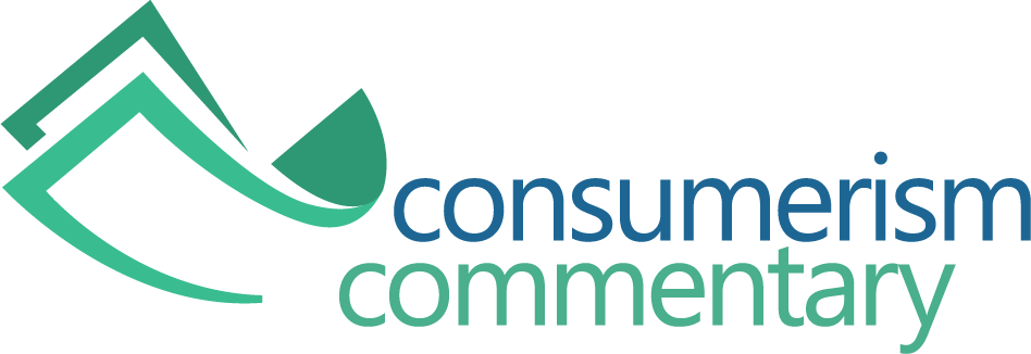 Consumerism Commentary logo