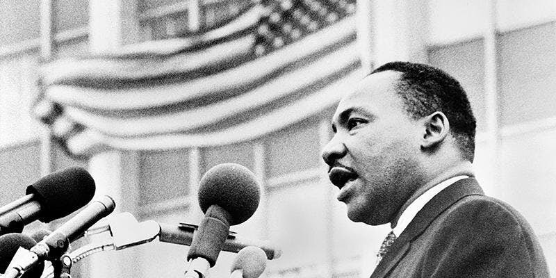 How Martin Luther King Jr. Wrestled With Anger by Hitendra Wadhwa