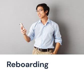 Online Reboarding Process - Qualee