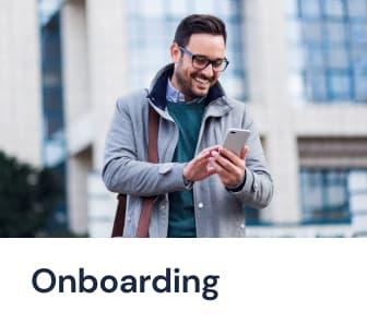 Online Onboarding Process - Qualee