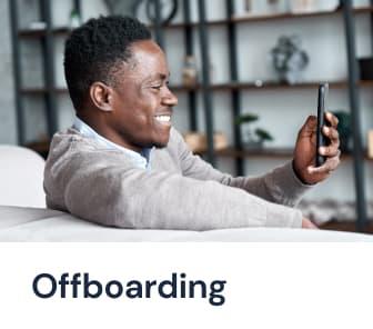 online Offboarding Process - Qualee