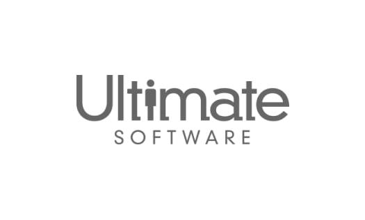 Logotipo de Ultimate Software