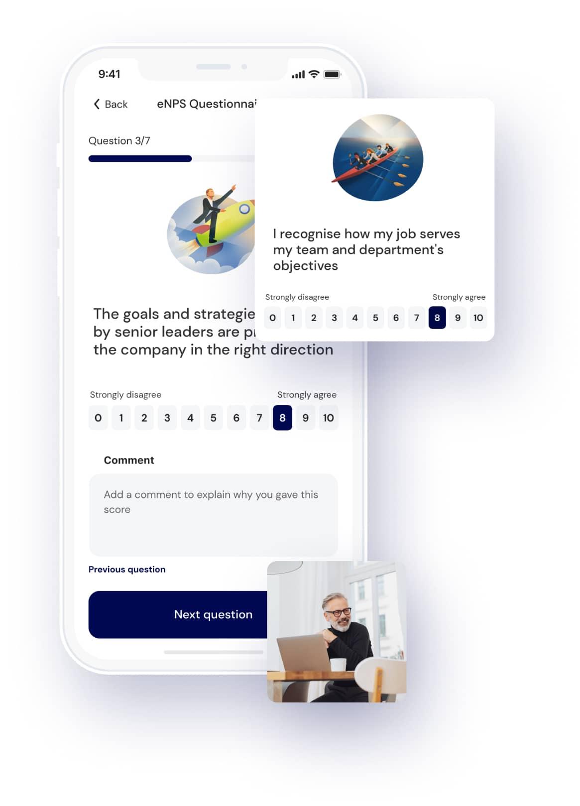 Smart Staff Engagement Survey - Qualee