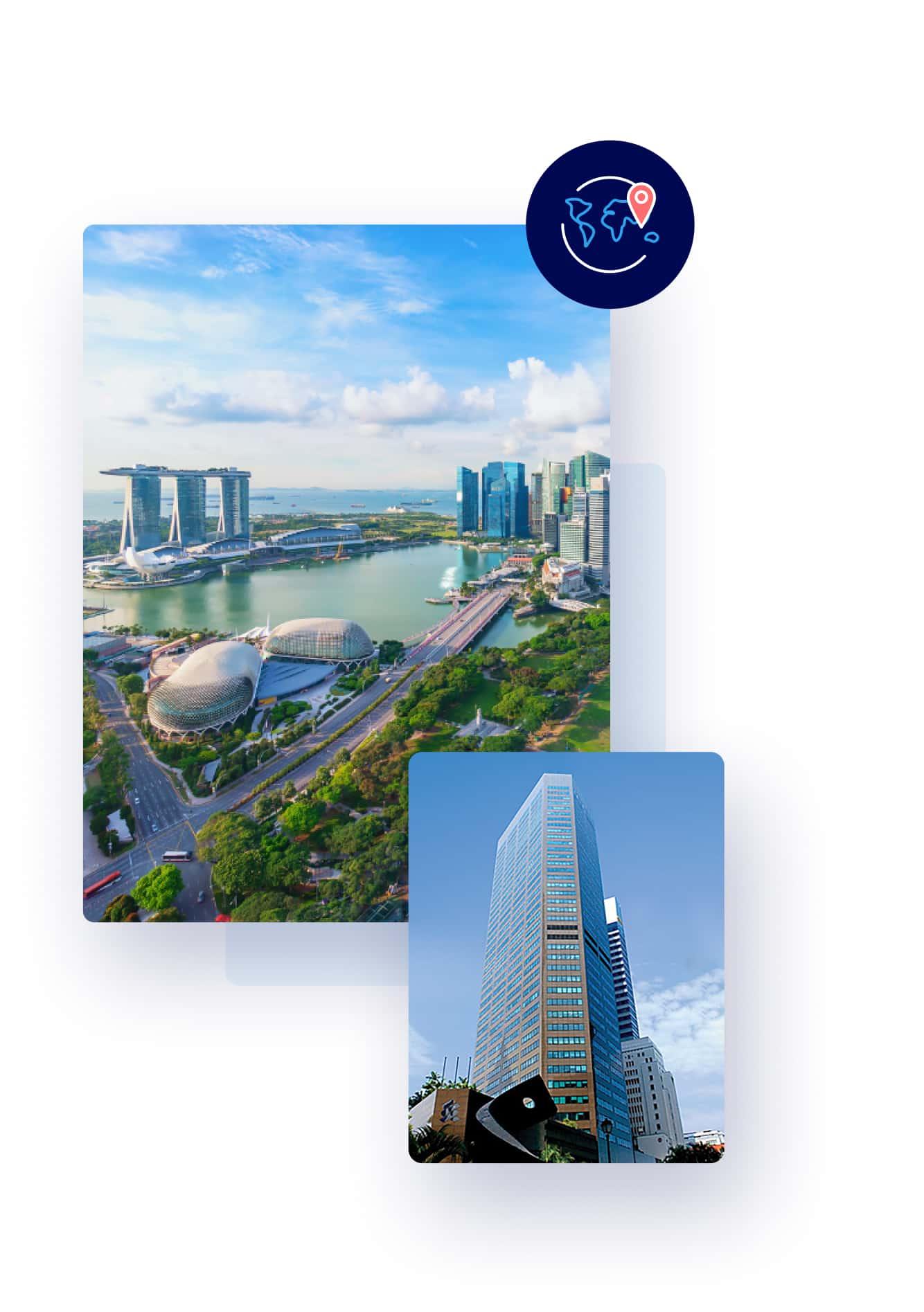 Incorporación de empleados a distancia en Singapur