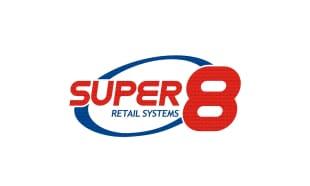 スーパー8のロゴ