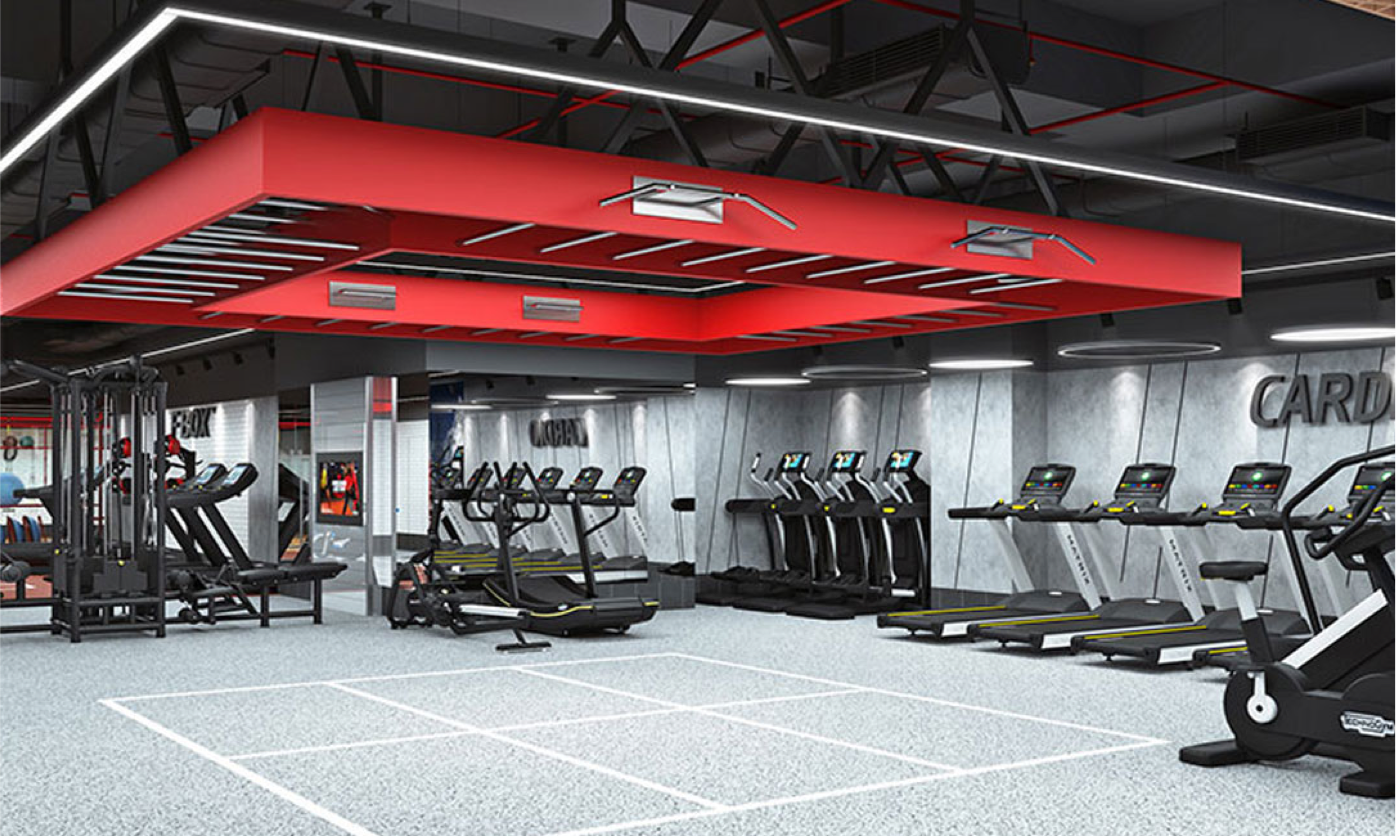 Fitness First Center