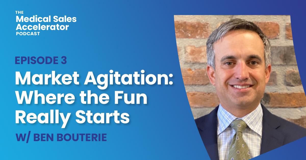 Market Agitation: Where the Fun Really Starts