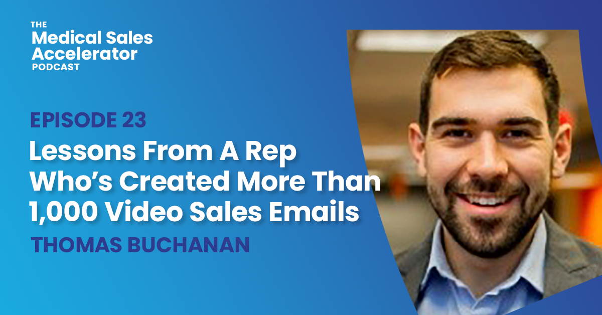 Lessons From A Rep Who's Created More Than 1,000 Video Sales Emails