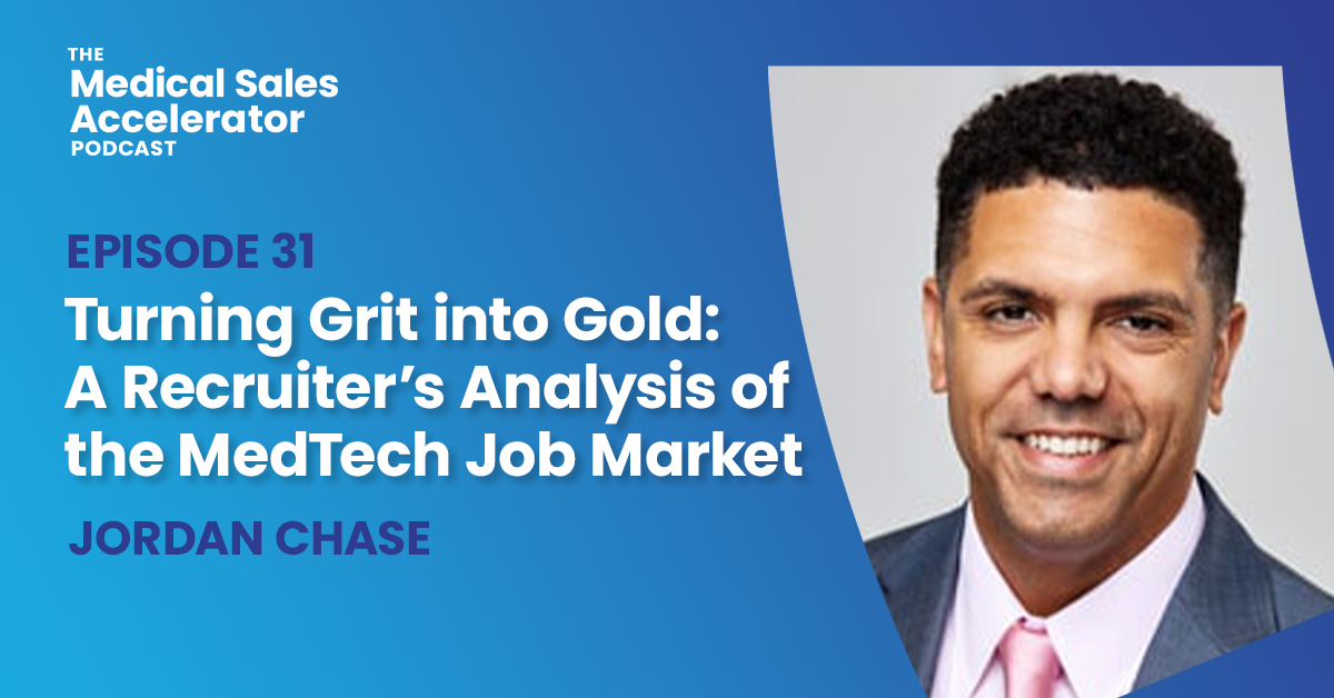 A recruiter's analysis of the medtech job market