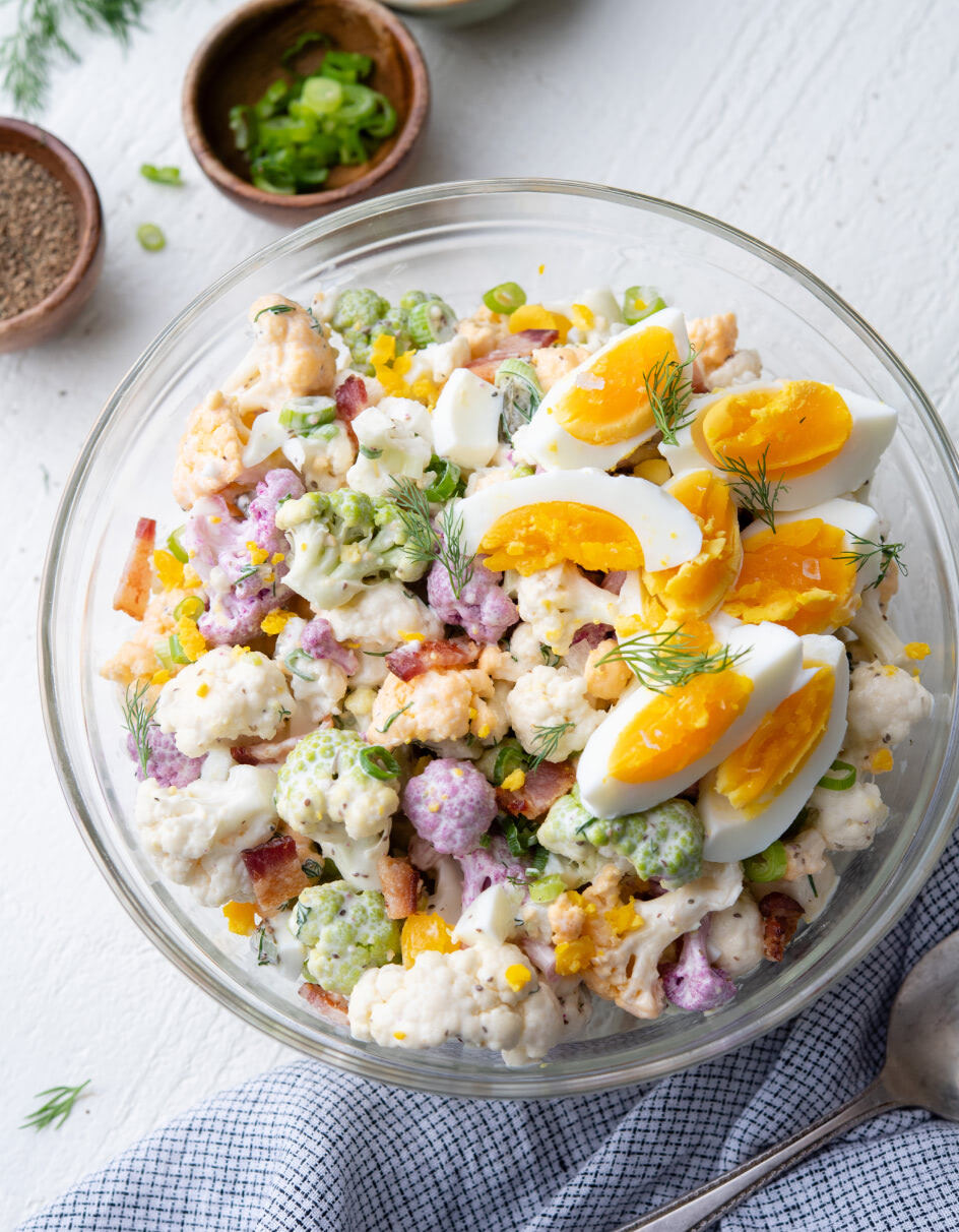 An Egg Salad Recipe