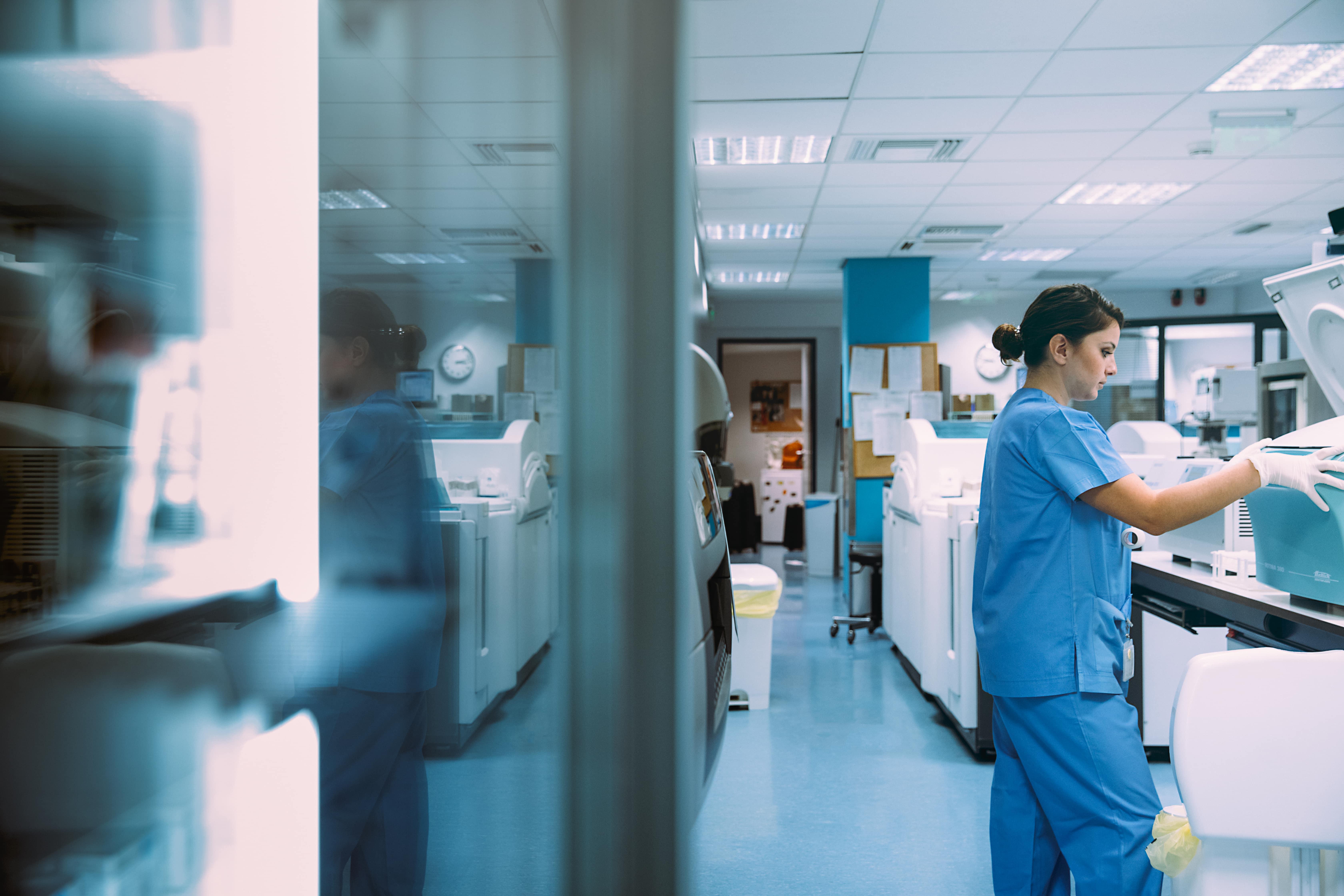 Μικροβιολογικό Εργαστήριο
