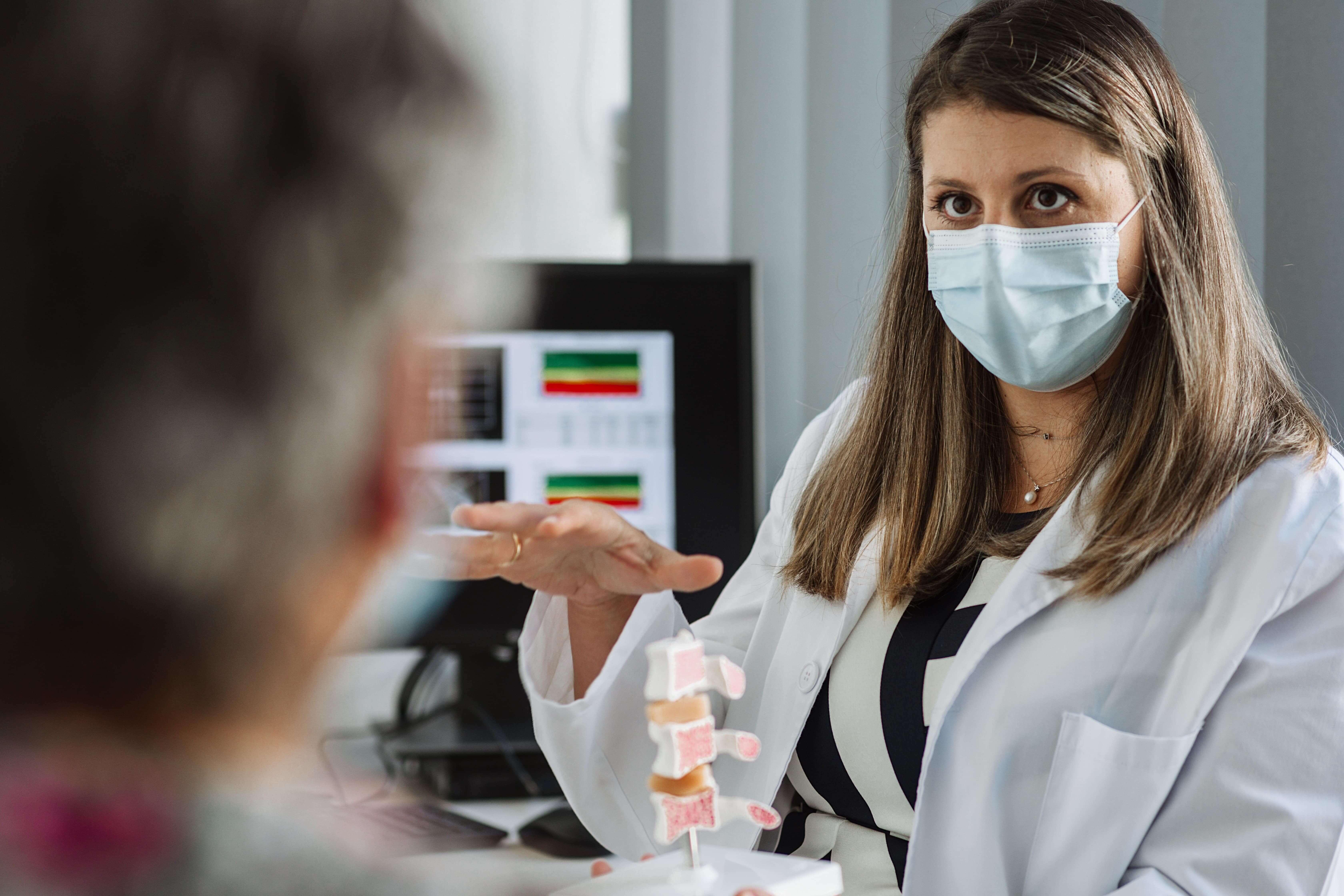 Οστεοπόρωσης (Ιατρείο)