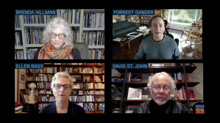 Poets Forum, Poetry and Climate Justice (Conversation + Q&A)
