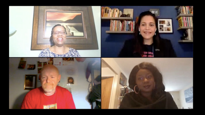 Poems and Conversation with Kai Coggin, Yalie Saweda Kamara and Joe Weil (Student Session)