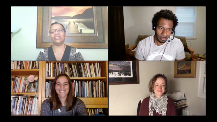 Poems and Conversation with Kyle Dargan, Jessica Jacobs and Keetje Kuipers (Student Session)